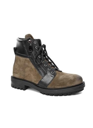 Male Industry Casual Ayakkabı Yeşil